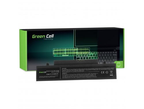 Green Cell Battery AA-PB1VC6B AA-PL1VC6W for Samsung Q328 Q330 NP-NB30 N210 NP-N210 N218 N220 NB30 X418 X420 X520