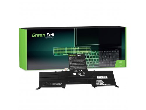 Green Cell Battery AP11D3F AP11D4F for Acer Aspire S3 S3-331 S3-371 S3-391 S3-951 S3 MS2346