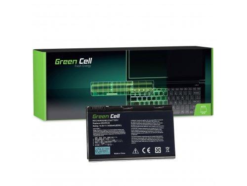 Green Cell Battery GRAPE32 TM00741 TM00751 for Acer Extensa 5210 5220 5230 5230E 5420 5620 5620Z 5630 5630EZ 5630G 14.8V