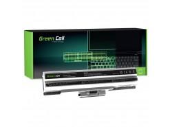 Green Cell Battery VGP-BPS13 VGP-BPS21 VGP-BPS21A VGP-BPS21B for Sony Vaio PCG-7181M PCG-7186M VGN-FW PCG-31311M VGN-FW21E