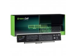 Green Cell Battery VGP-BPS9B VGP-BPS9 VGP-BPS9S for Sony Vaio VGN-NR VGN-AR570 CTO VGN-AR670 CTO VGN-AR770 CTO