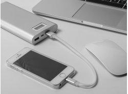Kabel Draht Green Cell USB-C Wohnung 25cm