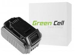 Green Cell ® für Dewalt DCB184 DCB182 DCB180 18V 6Ah