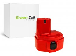 Green Cell Battery ® for Makita 1420 1433 1434 4033D 4332D 6228D 6337D 14.4V 3Ah