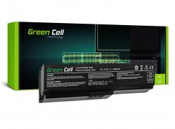 Green Cell Battery PA3634U-1BRS for Toshiba Satellite A660 C650 C660 C660D L650 L650D L655 L655D L670 L670D L675 M500 U500