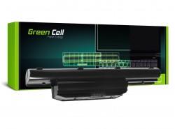 Akku Green Cell ® FPB0271 FPB0272 FPCBP334 FPCBP335 für Fujitsu LifeBook LH532