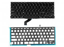 Green Cell ® Keyboard for Apple MacBook Pro Retina A1425