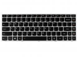 Green Cell ® Backlit Keyboard for Lenovo IdeaPad FLEX 2 14 G40-70
