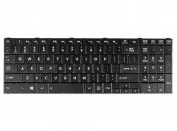 Green Cell ® Keyboard for Toshiba Satellite C50-B C50A-B C50D-B C55-B C50T-B