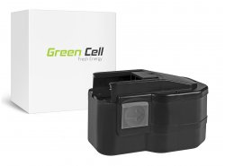 Green Cell ® Battery 4932373540, 4932373541 for AEG BBM 14 STX, BS 14 X, BSB 14 STX, AEG SB2E 14 STX 14.4V 3.3Ah