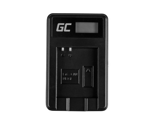 Camera Battery Charger CB-2LY Green Cell ® for Canon NB-6L/6LH, PowerShot SX510 HS, SX520 HS, SX530 HS, SX600 HS, SX700 HS
