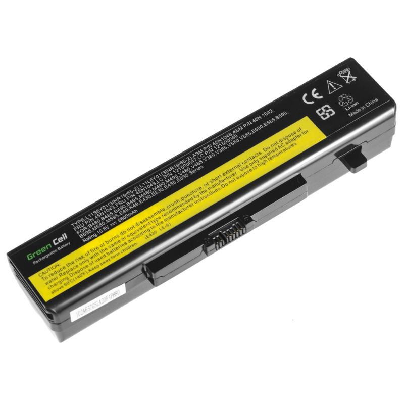 Green Cell® Extended Battery for Lenovo ThinkPad Edge E430