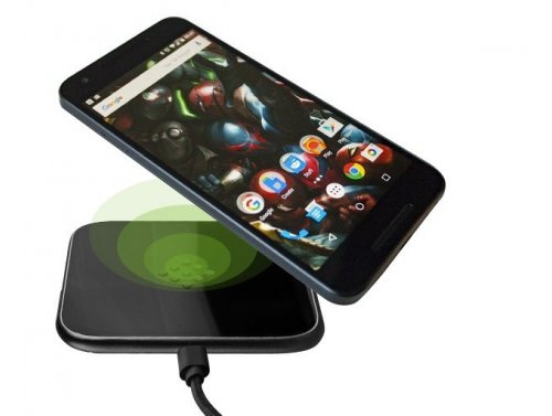 Green Cell ®  QI Wireless Charger