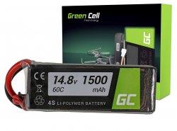 Green Cell ® Battery 1500mAh 14.8V