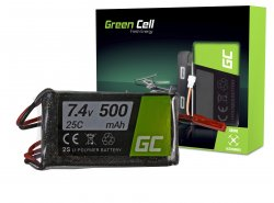 Green Cell ® Battery 500mAh 7.4V