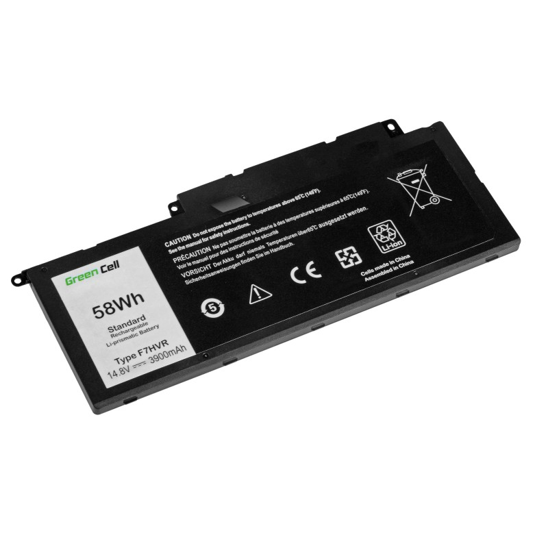 Battery for Dell Inspiron P36F001 Laptop