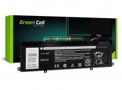 Green Cell Battery 5R9DD for Dell Chromebook 11 3120 P22T