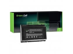 Green Cell Battery FPCBP176 for Fujitsu LifeBook A8280 AH550 E780 E8410 E8420 N7010 NH570