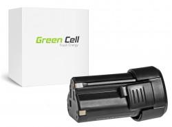 Green Cell ® für WORX WA3503 WA3509 12V 2Ah