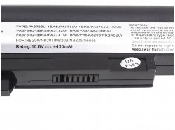 Laptop Battery PA3832U-1BRS PA3831U-1BRS for Toshiba Portege R700 R830 R705 R835 Satellite R830 R840 Tecra R700