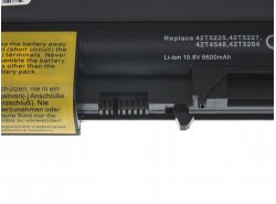 Battery for Lenovo IBM ThinkPad R400  Laptop