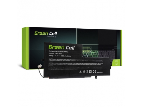 Green Cell Battery PK03XL for HP Envy x360 13-Y HP Spectre Pro x360 G1 G2 HP Spectre x360 13-4000