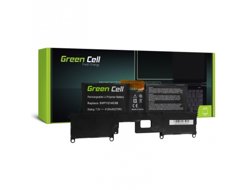Green Cell ® Battery VGP-BPS37 for Sony Vaio Pro 11 SVP11