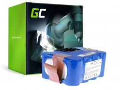 Green Cell ® Vacuum Cleaner Battery for EcoGenic, Hoover, Indream, JNB, Kaily, Robot, Samba