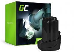 Green Cell ® Battery for Metabo 6.25439 10.8V 2Ah