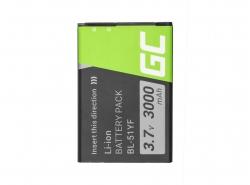 Green Cell Phone Battery BL-51YF for LG G4 H630 H815