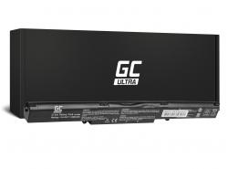 Green Cell ® Laptop Battery Green Cell ULTRA A41-X550E for Asus A450 A550 F550 K550 R510 R510D R510DP X450 X550 X550D