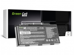 Green Cell PRO Battery BTY-M6D for MSI GT60 GT70 GT660 GT680 GT683 GT683DXR GT780DXR GX660 GX780