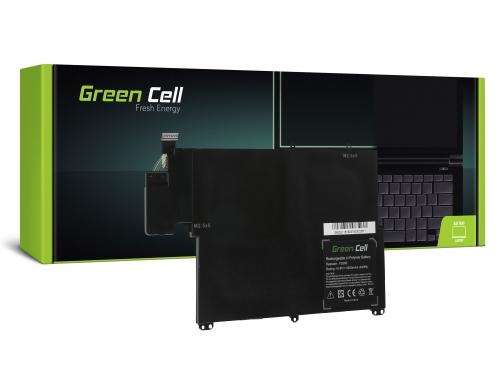 Green Cell Battery RU485 TKN25 for Dell Vostro 3360 Dell Inspiron 13z 5323