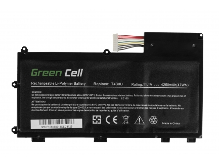 47edf2305c7 Green Cell ® Laptop Battery L11N3P51 L11S3P51 L12L3P51 for Lenovo ThinkPad  T430u