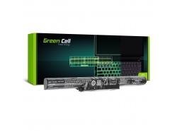 Green Cell ® Laptop Battery L14L4A01 for Lenovo Z51 Z51-70 IdeaPad 500-15ISK