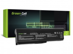 Green Cell ® Laptop Battery PA3634U-1BRS for Toshiba Satellite A660 A665 L650 L650D L655 L670 L670D L675 M300 M500 U400 U500