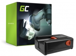 Green Cell® Battery (1.5Ah 18V) 8834-20 for Gardena EasyCut 42 Accu 8872-20 SmallCut 300 Accu 8844-20