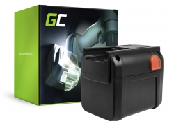 Green Cell® Battery (5Ah 18V) 8835-20 8839-20 for Gardena AccuCut 18-Li 400 450 EasyCut 50-Li ErgoCut 48-Li HighCut 48-Li
