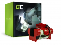 Green Cell ® Battery for Gardena R38Li R50Li R80Li Husqvarna Automower 105 305 Flymo 1200R McCulloch ROB R1000 R800