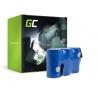 Green Cell® Battery (3.3Ah 3.6V) for Gardena Accu 45 8808-20 Accu 8800-20 8810-20