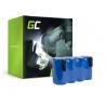 Green Cell® Battery (3.3Ah 4.8V) for Gardena Accu 75 8802-20 8816-20 8818-20