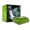Green Cell® Battery (2Ah 24V) 2902707 2902807 G24 G24B2 G24B4 for GreenWorks 24V Series 2000007 2100007 2201207 2402207 3801107