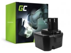 Green Cell ® Battery B1222H B1230H BPT1025 for Ryobi BD120 BD121 BD122 BID1211 BID1260 SA1202