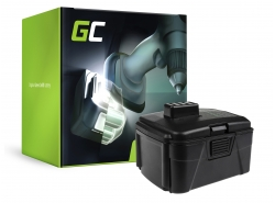 Green Cell ® Battery CB120L BPL-1220 RB12L13 for Ryobi BID1201 CD100 CR1201 HJP001 HJP002 HJP003 HJP004