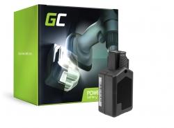 Green Cell ® Battery 7420096 Power Pack 3 for Wolf-Garten GT 815 GTB 815 HSA 45 V