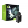 Green Cell® Battery (2Ah 18V) 7420096 Power Pack 3 for Wolf-Garten GT 815 GTB 815 HSA 45 V