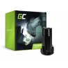 Green Cell® Battery (1.5Ah 3.6V) EBM315 for Hitachi DB3DL DB3DL2 NT50 NT65