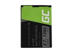 Green Cell ® Battery BS-01 BS-02  for myPhone 1075 Halo 2