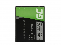 Green Cell ® Battery BM45 for Xiaomi Redmi Note 2