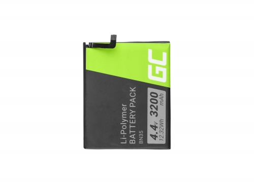 Green Cell ® Battery BN35 for Xiaomi Redmi 5